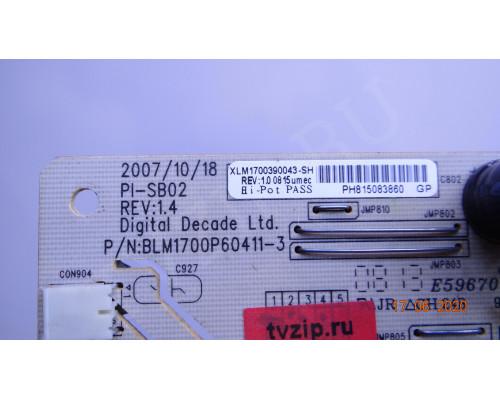 PI-SB02 BLM1700P60411-3