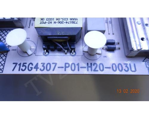 715G4307-P01-H20-003U